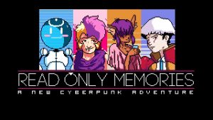 2064: Read Only Memories Finally Launches January 17, 2017