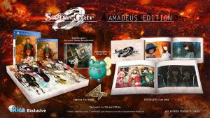 Amadeus Edition Announced for Steins;Gate 0 on PS4 and PS Vita
