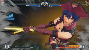 New King of Fighters XIV Gameplay Shows Team Another World
