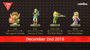 Legend of Zelda Amiibo Lineup Reveal