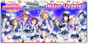 Big Update for Love Live! School Idol Festival Adds Aquors
