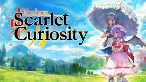 Launch Trailer for Touhou: Scarlet Curiosity