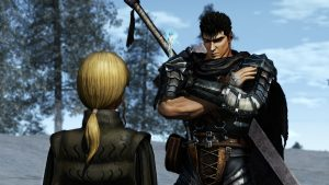 Berserk and the Band of the Hawk Western Release Dates Set for February 2017