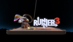 Bit.Trip Runner3 Announced, Launches in 2017