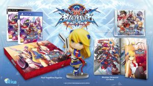 "BlazBlue: Central Fiction ""Azure Edition"" Revealed for Europe"