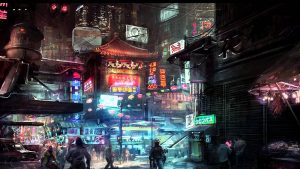 """Cyberpunk 2077 Could Have """"Seamless Multiplayer"""" and a """"Huge Living City"""""""