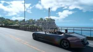 Square Enix Further Teases an Improved Final Fantasy XV on PC