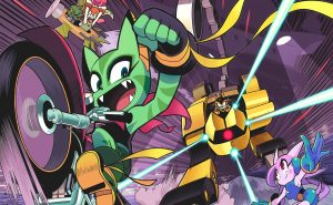 Freedom Planet Jumps to PlayStation 4