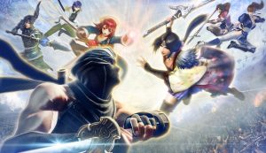 Official Trailer for Musou Stars Revealed