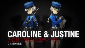 New Persona 5 Trailer Introduces Velvet Room Guards Caroline and Justine