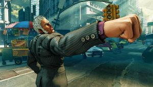 Urien Joins Street Fighter V on September 22 Update