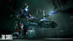 New Screenshots for Sci-fi ARPG The Surge Detail its Mech Exosuits