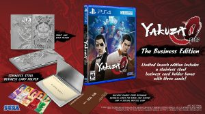 Business Edition Revealed for Western Yakuza 0 Release, New Trailer