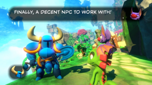 Shovel Knight Makes Cameo in Yooka-Laylee, New Trailer Introduces Characters
