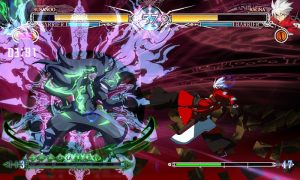 BlazBlue: Central Fiction Shows More Of What Susanoo Has To Offer