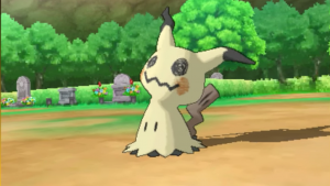 Pokémon Sun & Moon's Mimikyu Has a Creepy Cute Theme Song