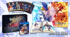 Fate/Extella: The Umbral Star European Launch Set for January 2017