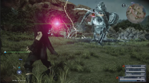 New Final Fantasy XV Gameplay Introduces Death Magic