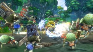 Indie Japanese Action RPG Happy Dungeons Now Available on Xbox One