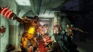 Enjoy PlayStation 4 Pro Footage of Killing Floor 2