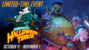 It's Time to Get Spooky With Overwatch's Halloween 2016 Event