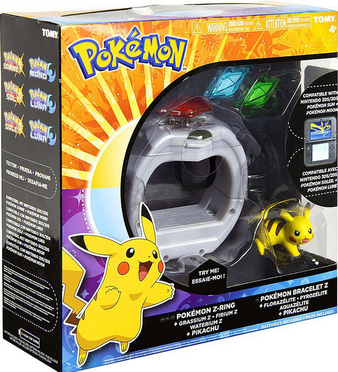 how to use z ring for pokemon