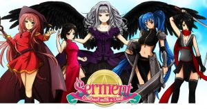 Serment Contract with a Devil is a Dating Sim Cum Dungeon Crawler RPG