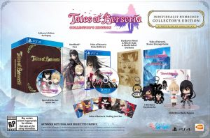 Tales of Berseria Western Release Date, Collector's Edition Announced