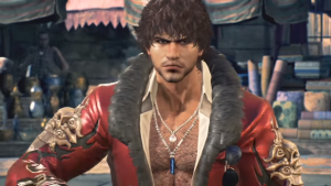 The Fiery Spaniard Miguel Returns in Tekken 7