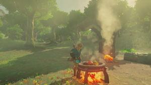 Enjoy 40 Minutes of The Legend of Zelda: Breath of the Wild