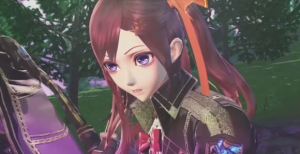 New Valkyria: Azure Revolution Gameplay for Blum and Helena