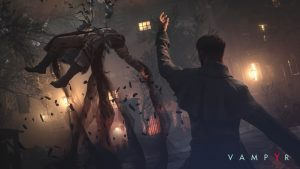 "New ""Darkness Within"" Trailer for Action RPG Vampyr"