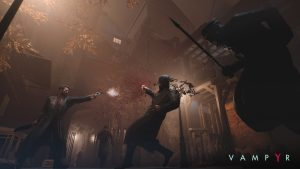 Vampyr Delayed to Spring 2018