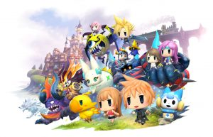 World of Final Fantasy Review – Pocket Monsters