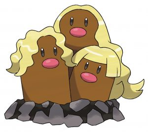 Alolan Diglett and Dugtrio, UB Ultra Beasts, Starter Z-Moves, More Revealed for Pokemon Sun and Moon