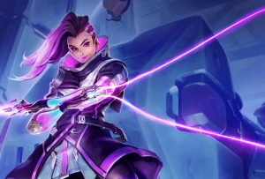 Blizzard Finally Reveals Sombra, Overwatch's Newest Hero