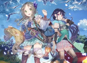 Atelier Firis Western Release Set for Spring 2017, PC Version Announced