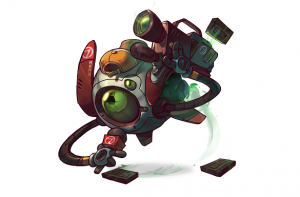 New Awesomenauts Character Max Focus Revealed