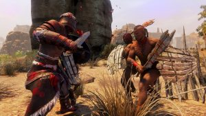 New Conan Exiles Gameplay, Early Access Set for January 31, 2017