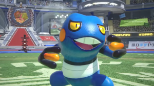 Croagunk is the Latest Fighter to Join Pokken Tournament