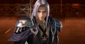 Sephiroth Joins Dissidia Final Fantasy Arcade