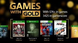 Sleeping Dogs: Definitive Edition, Burnout Paradise, More Free in December 2016 Games With Gold
