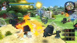 Online Japanese Battling Game Happy Wars Comes to Windows 10 as Steam Version Shuts Down