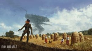 Dieselpunk/Alternate History RTS Iron Harvest 1920 Announced for PC, PS4, and Xbox One