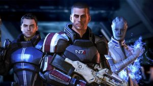 Mass Effect 2 and Mass Effect 3 Now Backwards Compatible on Xbox One