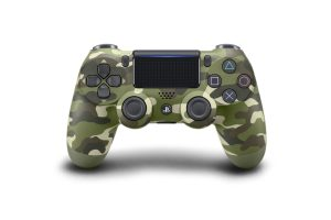 Green Camo DualShock 4 Revealed for Europe