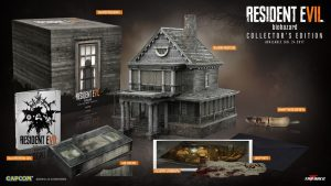 GameStop-Exclusive Resident Evil 7 Collector's Edition Revealed