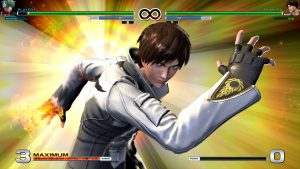 New King of Fighters XIV Patch Upgrades In-Game Visuals