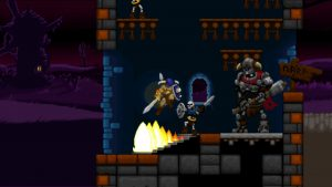 Volgarr the Viking Gets PS4 and PS Vita Cross-Buy Release Today