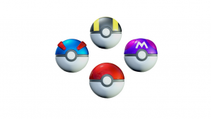 Bandai Launching Real-Life Pokeball Set in March 2017
